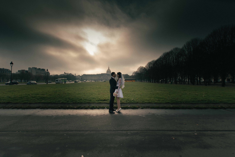 mariage Pont Alexandre 3