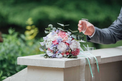 mariage: bouquet de fleur