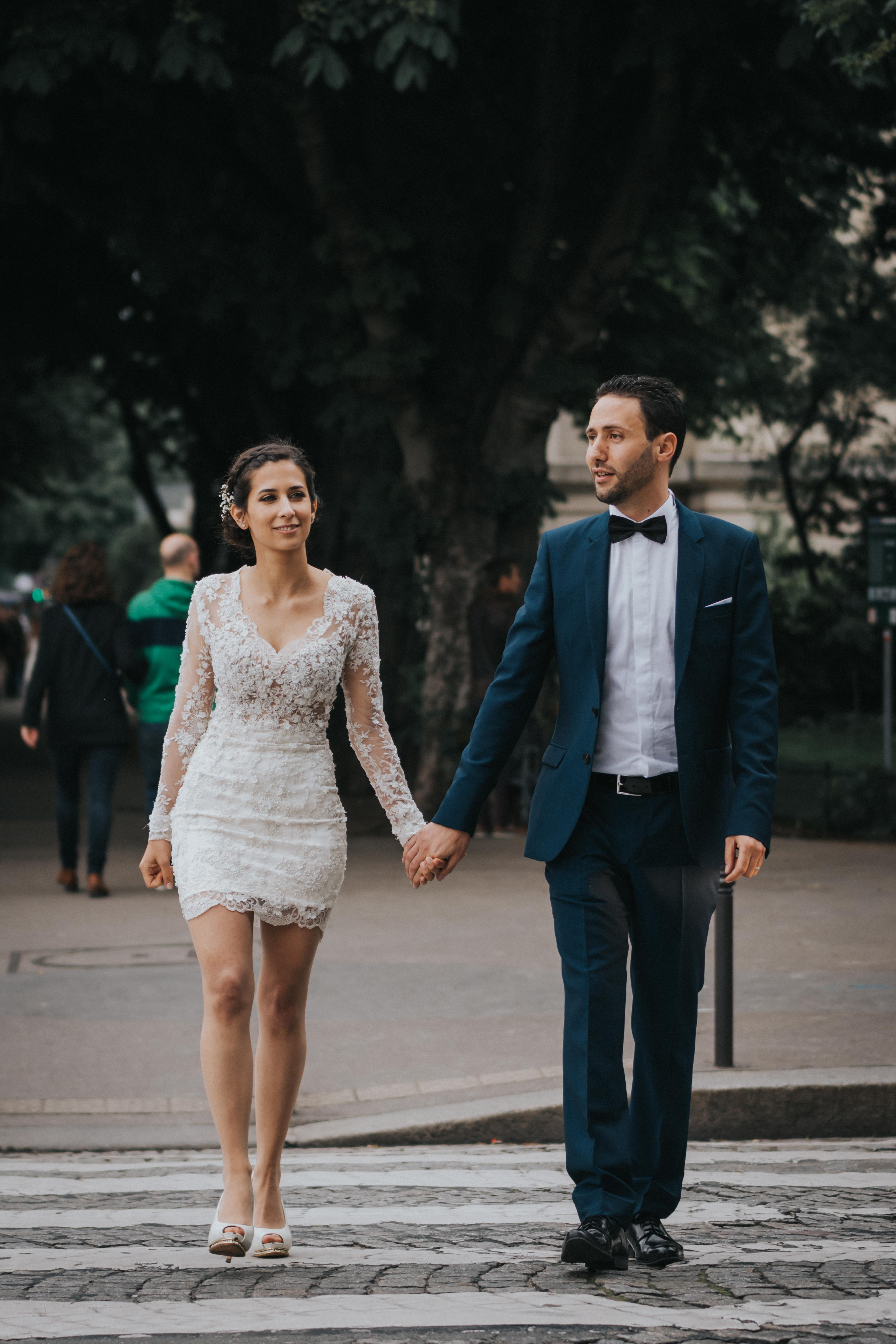 photographie de mariage à Paris
