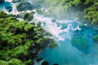 Voyage en Argentine / Les chutes d'Iguazu