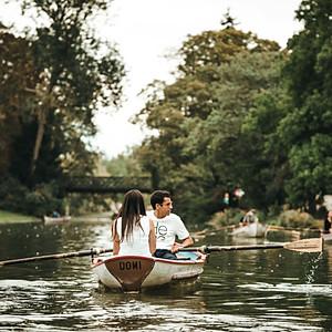 Barques aux bois de Vincennes