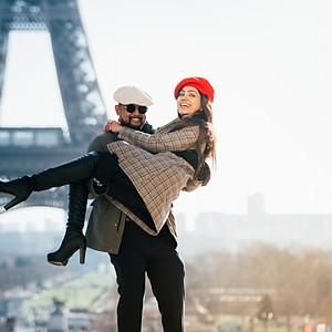 Saganna - Eiffel Tower