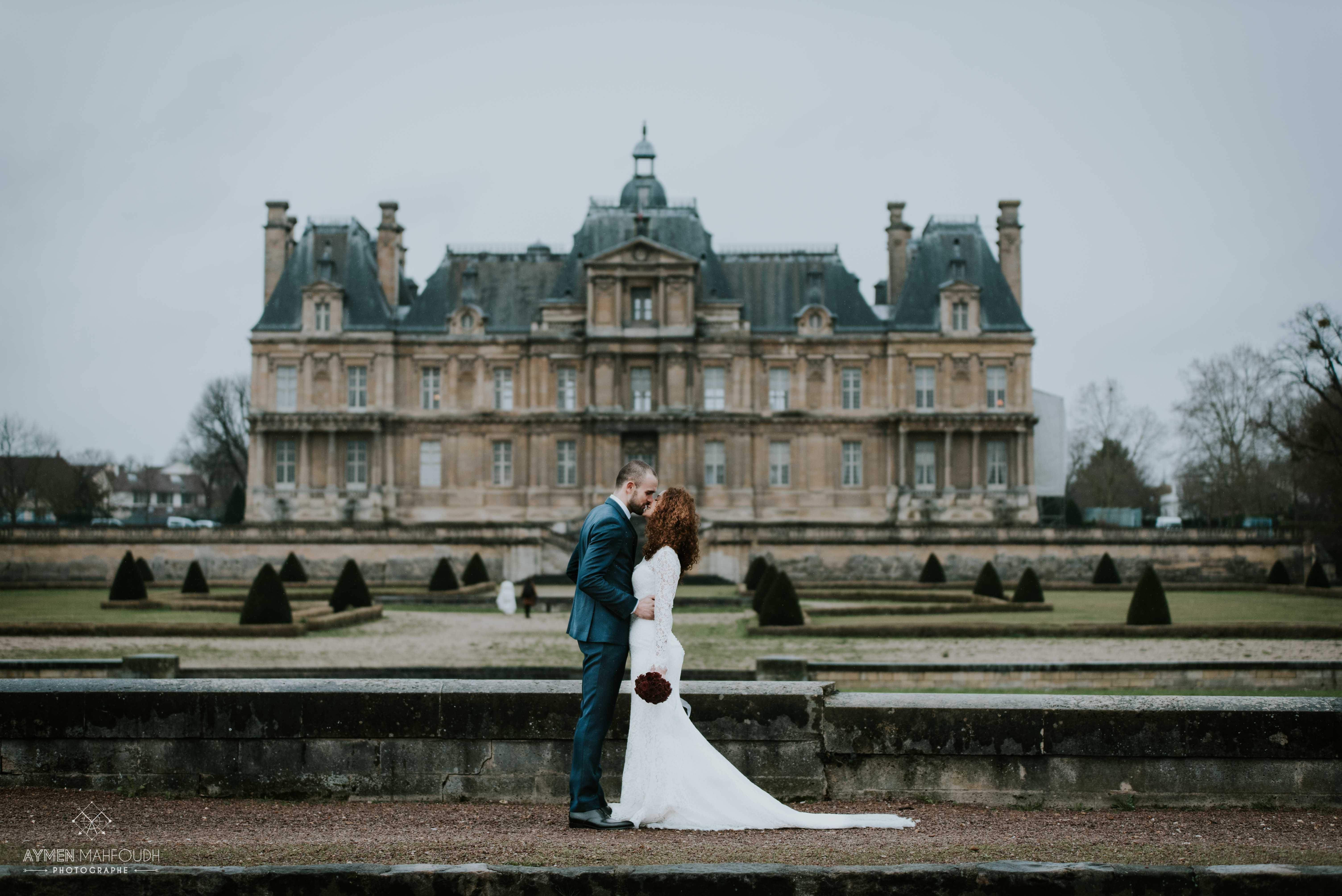 mariage château maison laffite
