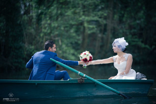 Mariage Chadia et Seif / Paris