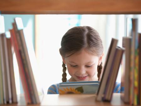 Unsere Schulbücherei ist geöffnet!, GGS Krähenbüschken, alle Klassen