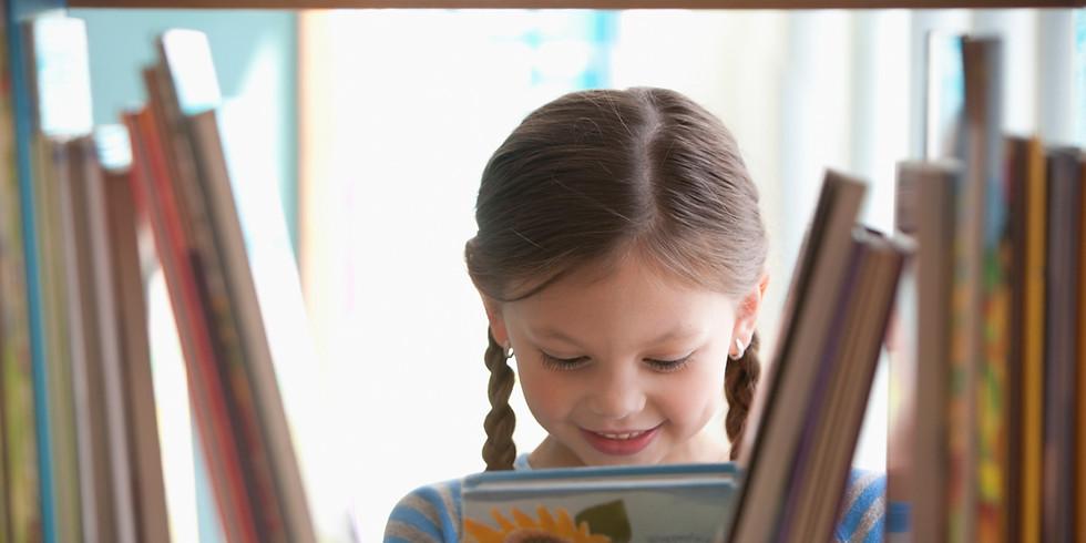 """Всеволод Бернштейн с лекцией """"Прирожденные читатели. Как заинтересовать детей чтением"""""""
