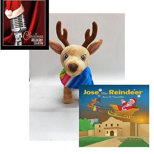 Jose the Reindeer Complete Box Set