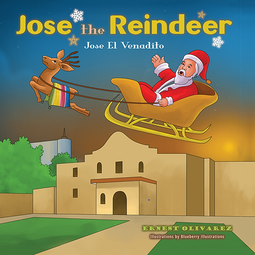 Jose the Reindeer