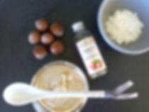 Pâte à tartiner fçon Kinder Bueno avec huile végétale de Noisette