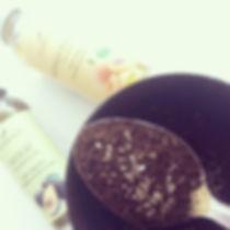 pretty-little-kitchen-body-scrub-diy-café-coco-huile-végétale-avocat-abricot-sucre