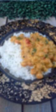 curry-pois-chiche-indienne-lait-de-coco-tomates-basmati-vegan-poivron-gingembre