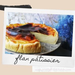 Flan pâtissier facile