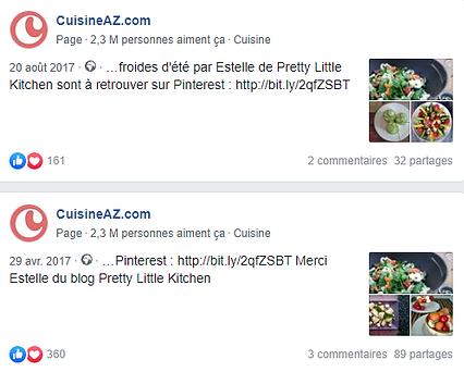 pretty little kitchen cuisine az partage recettes facebook