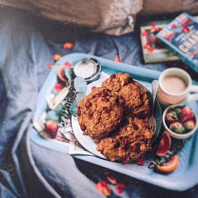 Cookies chocolat & beurre de cacahuètes