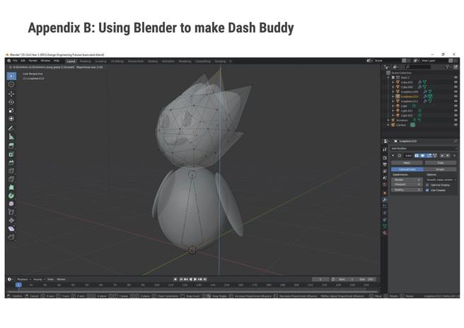 Blender Design
