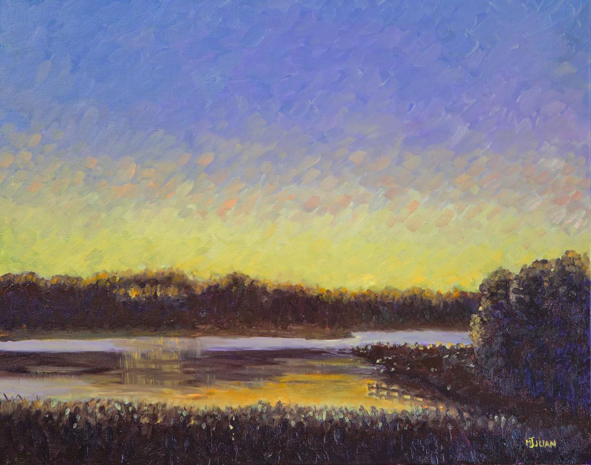 Twilight On the Creek
