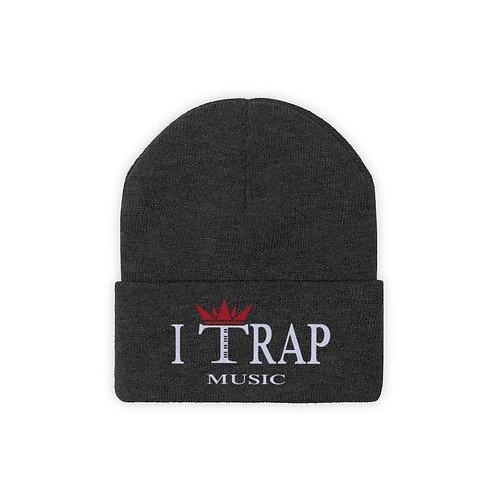 I Trap Music Knit Beanie