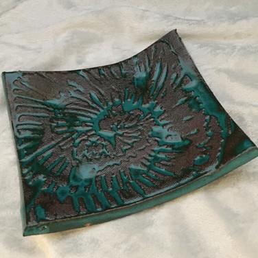 Turquoise Burst