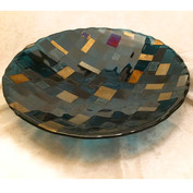 Gold Patch Bowl
