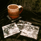 Specialty Glass Coasters