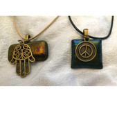 Gold Dicro Necklaces