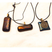Necklaces with Another Favorite Glass!