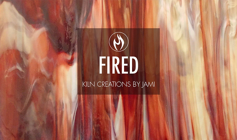 FIRED - kiln creations by Jami, Judaica, Artwork, Glass and Clay Artwork