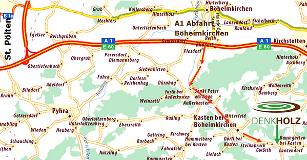 Denk Holz GmbH, 3072 Kasten, Baumgarten 5