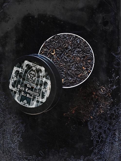 """The """"Dark Labyrinth"""" Tea Blend"""
