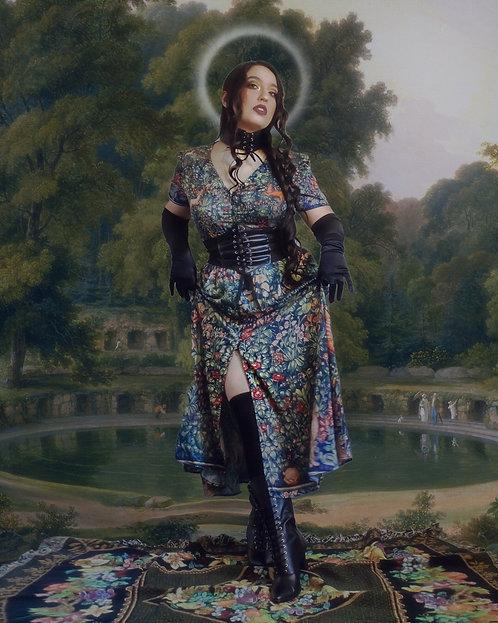 "Pre-Order The ""Mille-Fleur"" Edwardian Dress"
