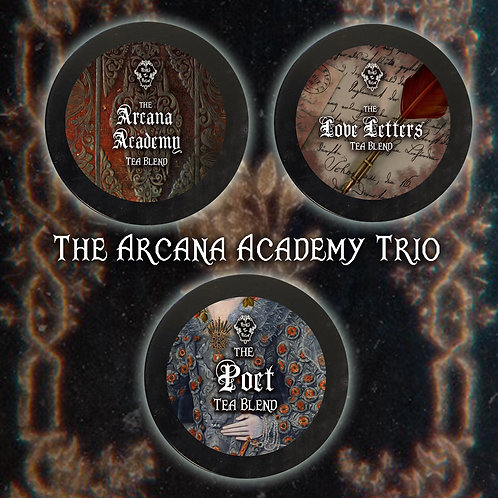 "Arcana Academy ""Mourning Brew"" Bundle"