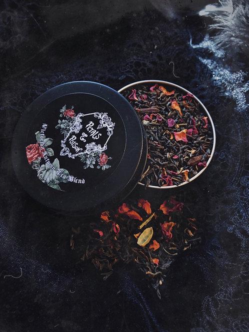 "The ""Victorian Autumn Tea Blend"""