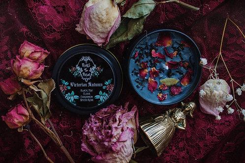 "The ""Victorian Autumn"" Tea Candle"
