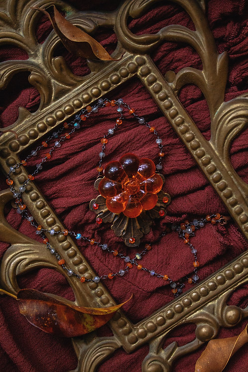 "The ""Wonderful Harvest"" Necklace"