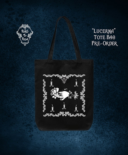 "The ""Lucerna"" Tote Bag"