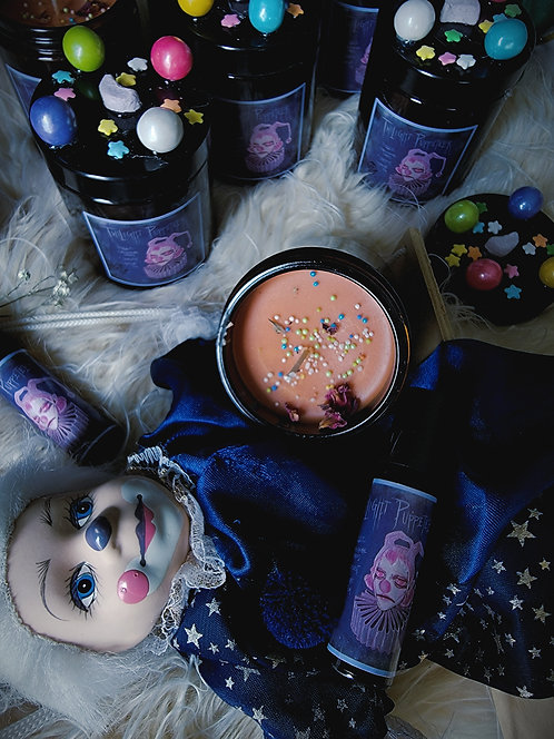 """The """"Twilight Puppeteer"""" Candle 🌙🎪"""