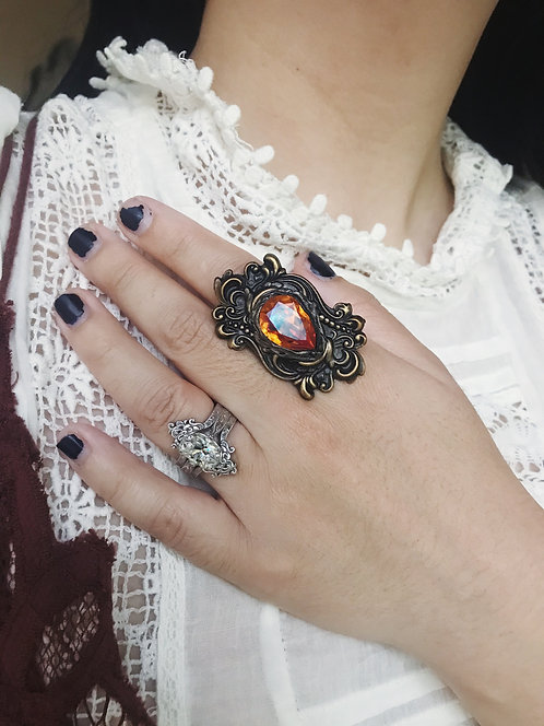 """The """"Hallows"""" Ring"""