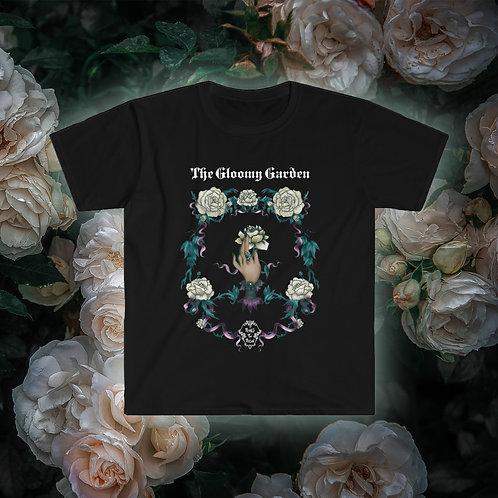 """Gloomy Garden"" Unisex Softstyle T-Shirt"