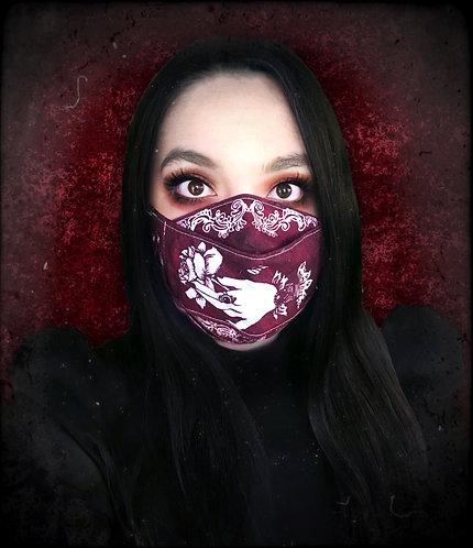 "The Darkberry ""Nu Plague Doctor"" Mask"