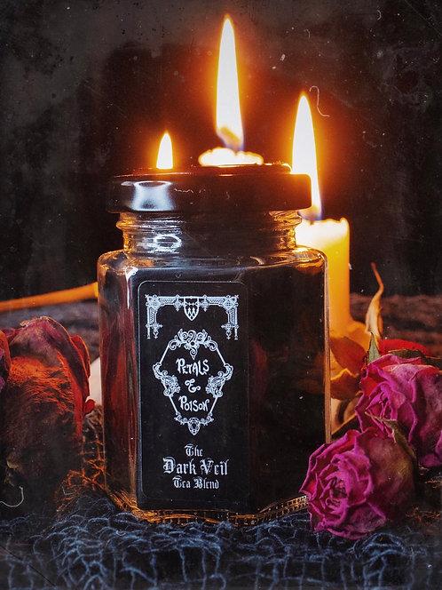 """The """"Dark Veil"""" Black Tea Blend"""