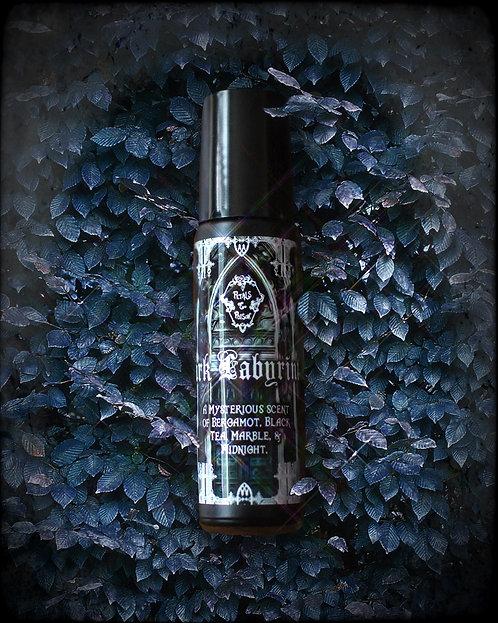 "The ""Dark Labyrinth"" Roll On Perfume 🗝"
