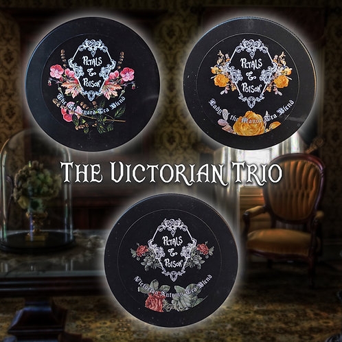 "Victorian ""Mourning Brew"" Bundle"
