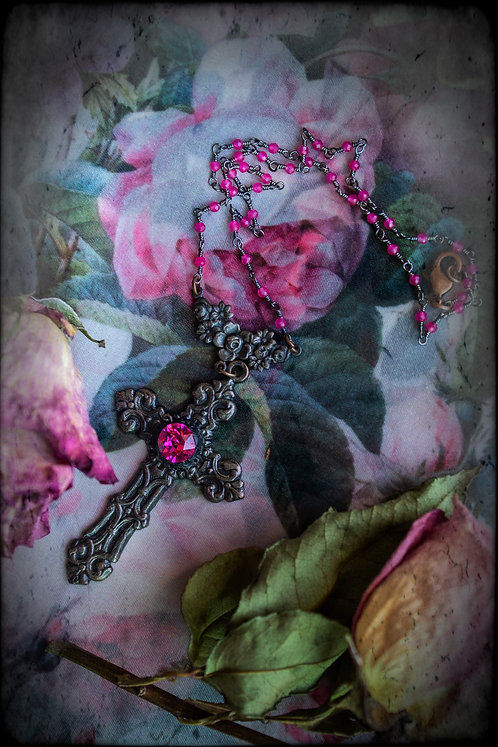 """The """"Fruit Vampire"""" Necklace"""