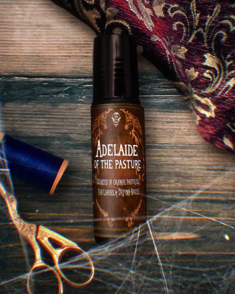 """The """"Adelaide of the Pasture"""" Roll On Perfume🧵"""