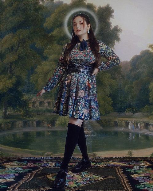 """Pre-Order The """"Mille-Fleur"""" Bowie Dress"""