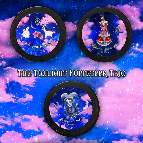 """The Twilight Puppeteer """"Mourning Brew"""" Bundle"""