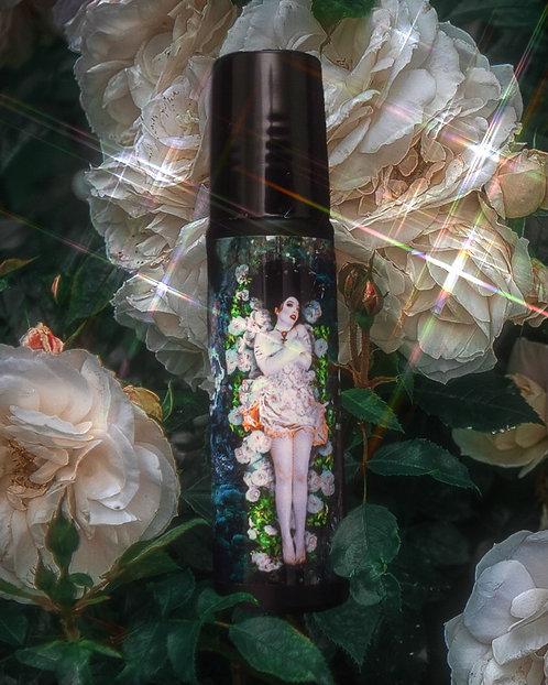 "The ""Gloomy Garden"" Roll On Perfume 🌸🌿🦇"
