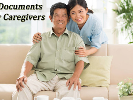 Legal Documents Family Caregivers Should Have