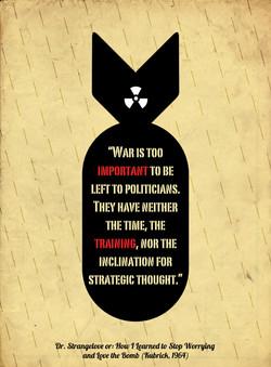 Dr Strangelove film quote