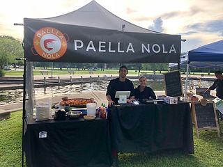 Paella Nola Team